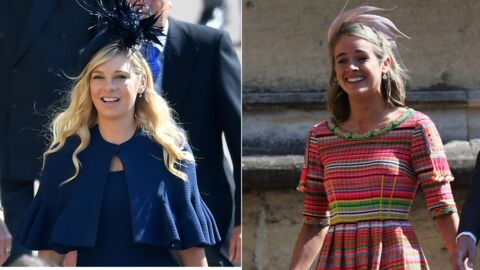Mariage du prince Harry: ses ex Chelsy Davy et Cressida Bonas présentes à la cérémonie