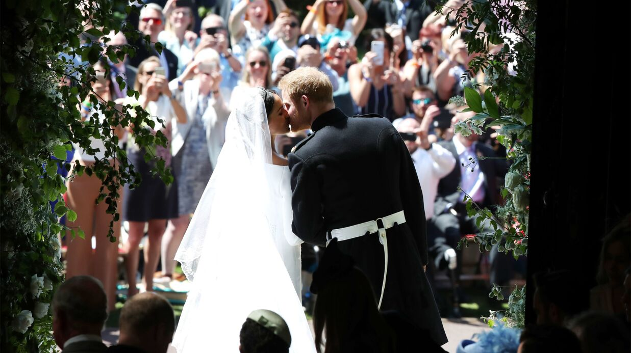PHOTOS Mariage du Prince Harry et Meghan Markle  les plus beaux moments du  royal wedding