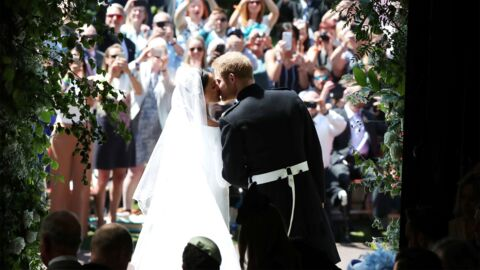 PHOTOS Mariage du Prince Harry et Meghan Markle : les plus beaux moments du royal wedding