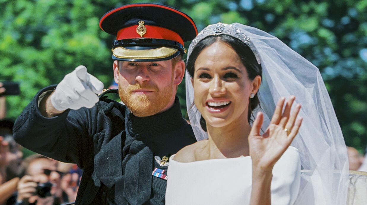 PHOTOS Mariage du Prince Harry et Meghan Markle : les plus