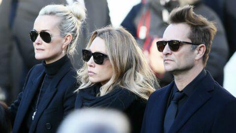 Héritage de Johnny Hallyday: Laeticia, Laura et David n'ont pas réussi à trouver un arrangement