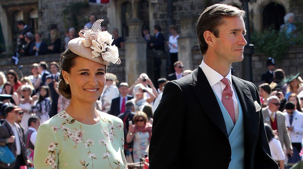 PHOTO Mariage du prince Harry et Meghan Markle  la robe de Pippa Middleton  moquée sur