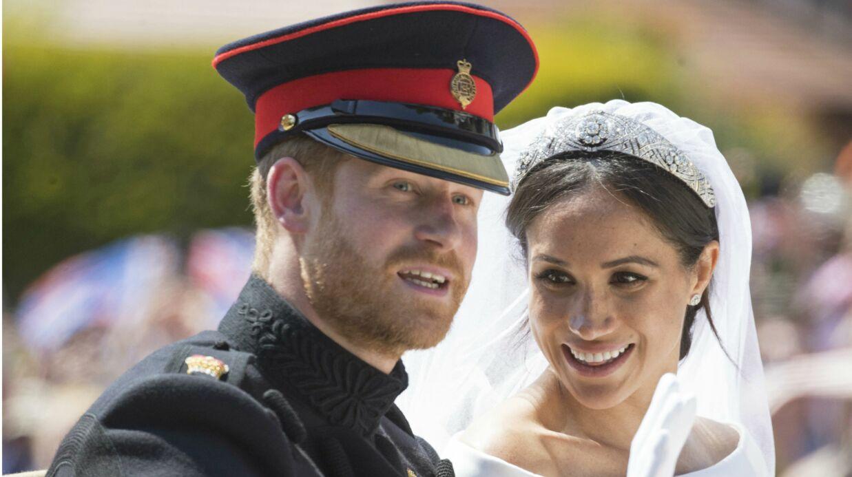 Mariage royal  l\u0027émouvant discours du prince Harry après la cérémonie