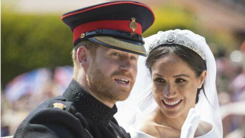 Mariage royal: l'émouvant discours du prince Harry après la cérémonie