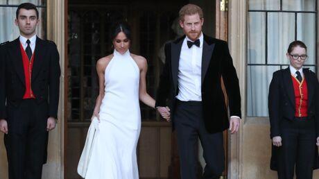 PHOTOS Le prince Harry très classe et Meghan Markle sublime dans sa robe blanche pour la soirée à Frogmore House