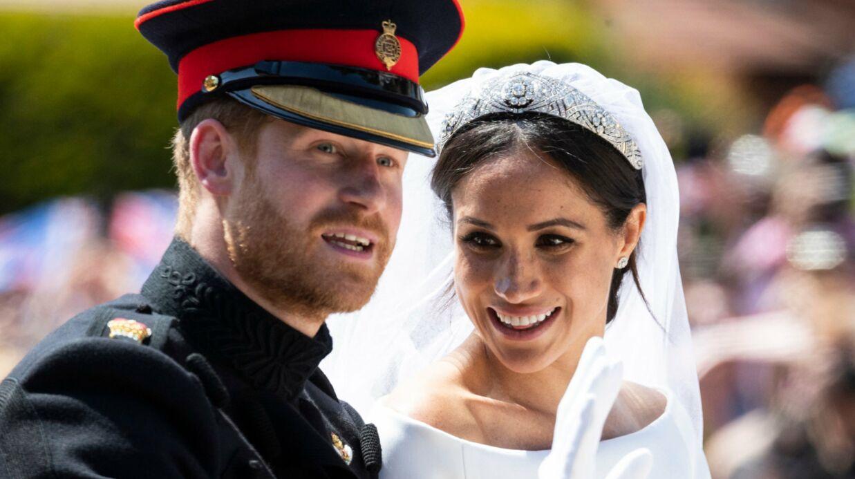 Mariage du prince Harry et Meghan Markle: les photos officielles sont là!
