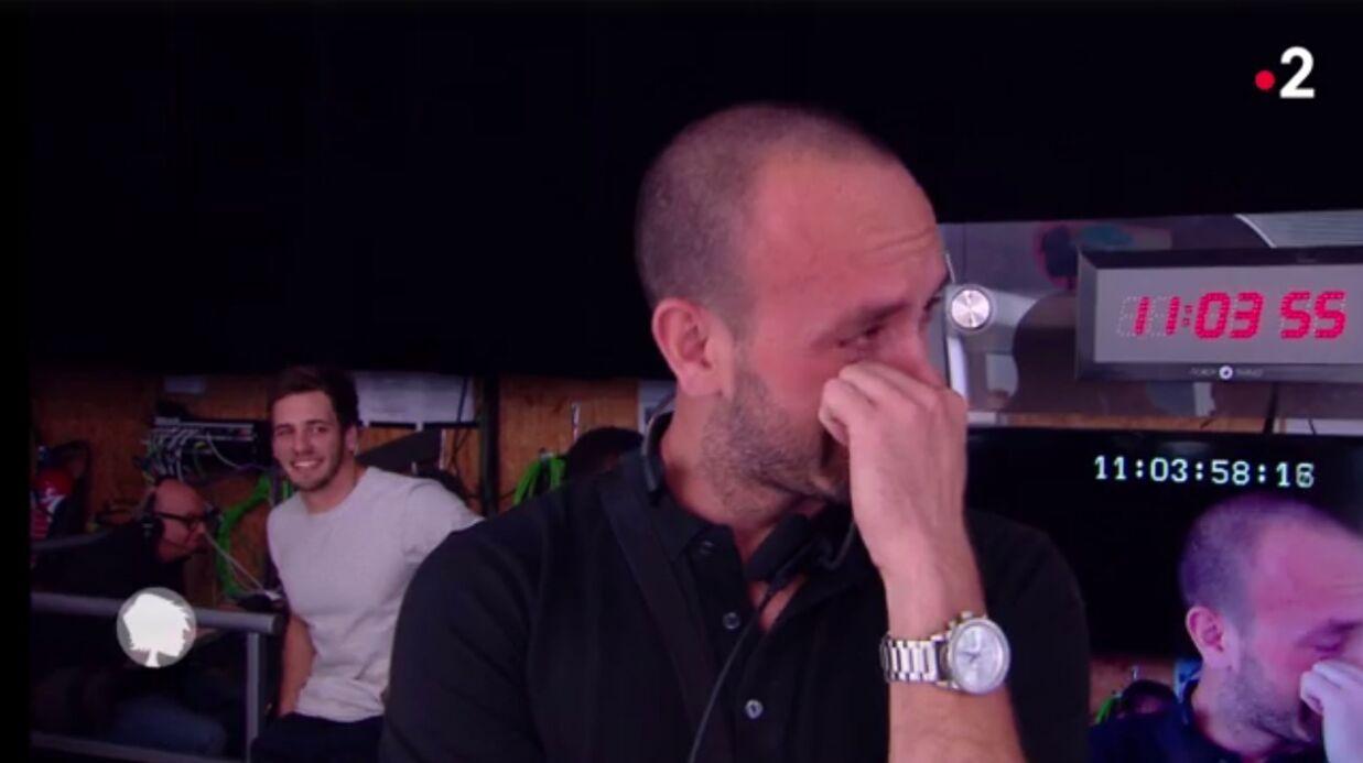 VIDEO Sophie Davant: son assistant de production en larmes après un bel hommage de l'animatrice
