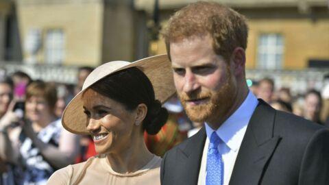 PHOTOS Meghan Markle et le prince Harry: première sortie officielle après leur mariage