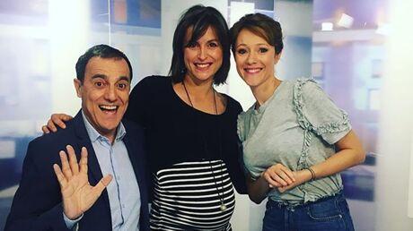 Julie Ferrez: la coach sportive de Télématin a donné naissance à son premier enfant