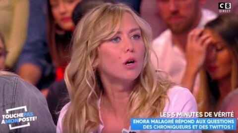 Enora Malagré révèle la VRAIE raison de son départ de TPMP, un an après avoir quitté show