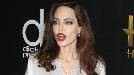 Angelina Jolie: son divorce avec Brad Pitt la prive de ses enfants