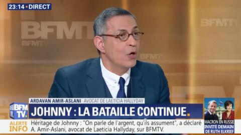 VIDEO Procès Johnny Hallyday: l'avocat de Laeticia explique pourquoi il a refusé la négociation