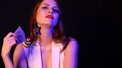 PHOTOS Elodie Frégé enflamme la soirée Azzaro avec son décolleté vertigineux