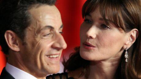 Carla Bruni: la belle déclaration de Nicolas Sarkozy à sa femme