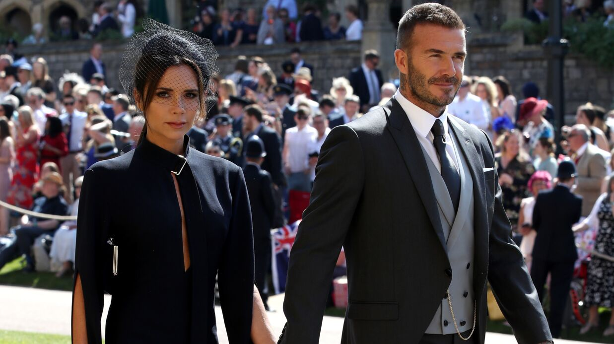 Mariage du prince Harry et Meghan Markle  Victoria Beckham répond à la  polémique sur sa