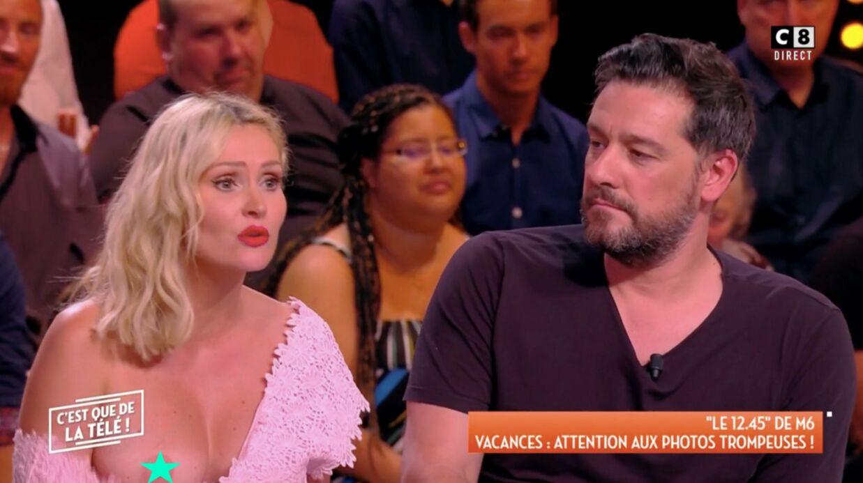 VIDEO Gros accident vestimentaire pour Tatiana Laurens, qui dévoile un sein en plein direct