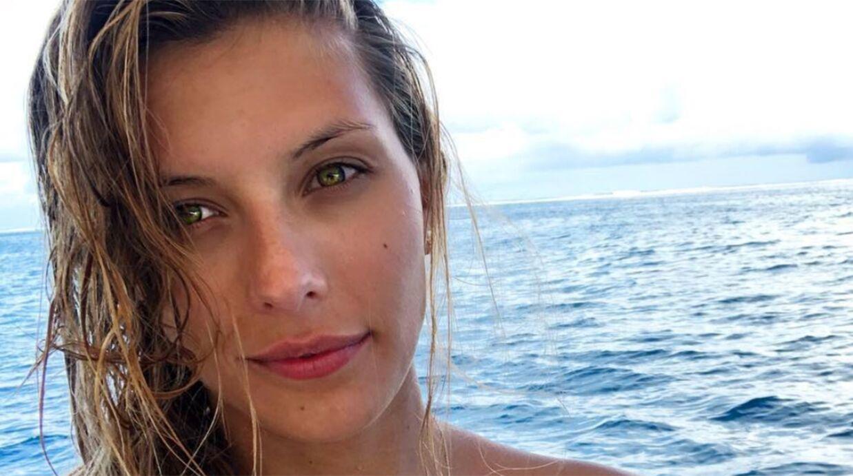 PHOTO Camille Cerf visée par des «remarques» sur sa silhouette, elle pousse un coup de gueule sur Instagram