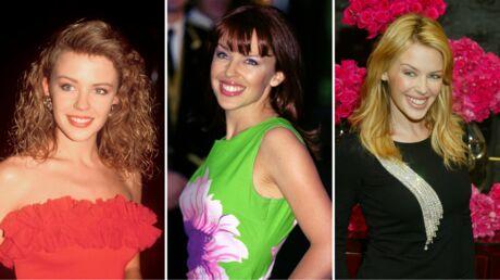 PHOTOS Kylie Minogue a 50 ans: retour sur ses 25 coupes de cheveux
