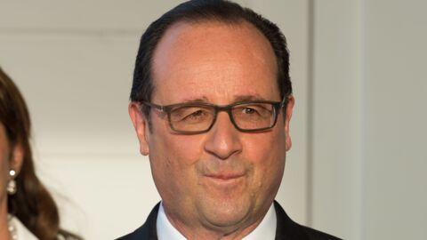 François Hollande: l'étonnant clin d'œil de l'ex-président à Valérie Trierweiler