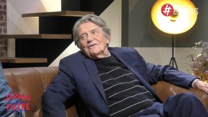 VIDEO Jean-Pierre Mocky: saoulé à son insu dans On n'est pas couché, il a fait une proposition indécente à Léa Salamé