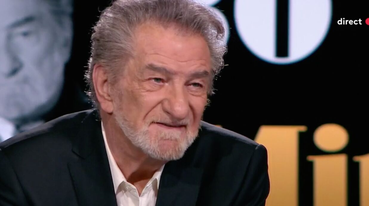 VIDEO Eddy Mitchell raconte la dernière « grande preuve d'amitié » de Johnny Hally­day