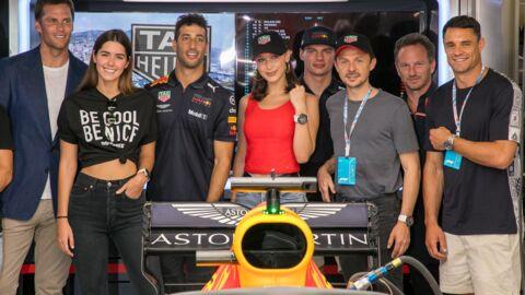 PHOTOS Grand Prix de Monaco: Bella Hadid et Kris Jenner au top, Charlène et Albert très complices