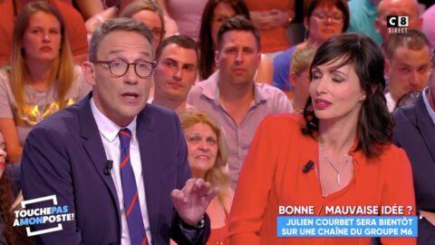 VIDEO Découvrez qui va remplacer Julien Courbet à la tête de C'est que de la télé