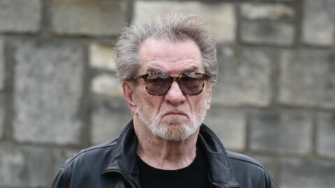 Eddy Mitchell tacle son ami Johnny Hallyday et défend Laeticia