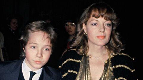 Romy Schneider: la grosse dispute qu'elle a eue avec son fils David juste avant sa mort