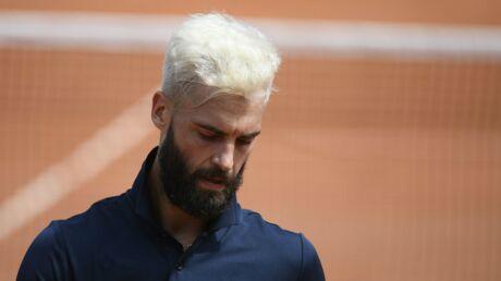 Benoît Paire méconnaissable: le tennisman s'explique sur ses problèmes de cheveux