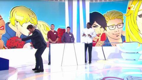 VIDEO Les Z'amours: battle de twerk entre Bruno Guillon et une candidate