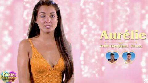 Aurélie Dotremont (Les Princes de l'amour) dégaine son imposante poitrine toute neuve