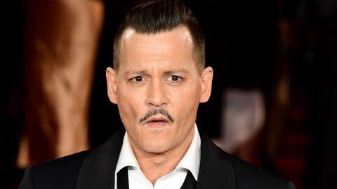 PHOTOS Johnny Depp change de tête et ce n'est pas sa plus grande réussite