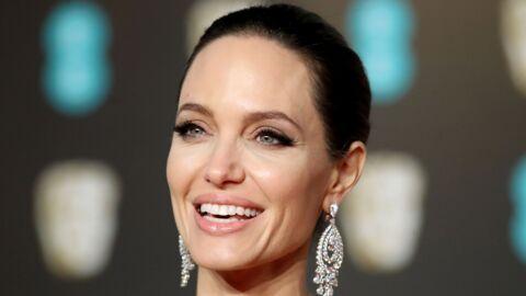 PHOTOS Angelina Jolie: l'actrice de Maléfique fait ses premiers pas sur Instagram