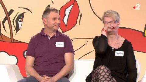 VIDEO Les Z'Amours: un candidat révèle la passion coquine de sa femme