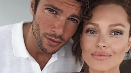 PHOTO Caroline Receveur enceinte: son compagnon Hugo Philip lui fait une tendre déclaration sur Instagram