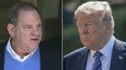 Un réalisateur star d'Hollywood avance qu'Harvey Weinstein et Donald Trump sont semblables et s'explique