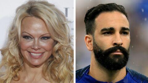 Mondial 2018: Pamela Anderson et Adil Rami, une histoire d'amour et de ballon rond