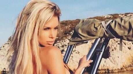 PHOTO Adixia (Les Marseillais) en string, elle dévoile ses fesses sur Instagram