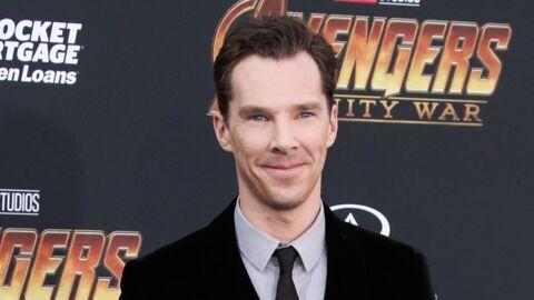 Benedict Cumberbatch vole au secours d'un livreur agressé à Londres