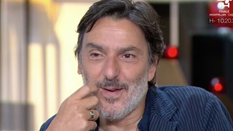 VIDEO Yvan Attal se moque d'une déclaration d'amour de Charlotte Gainsbourg, et promet de la lui rappeler