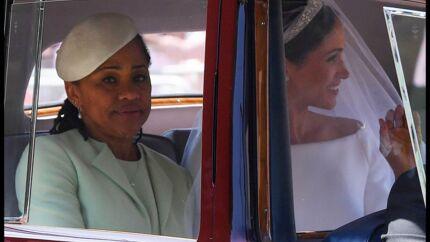 Meghan Markle: sa mère raconte son plus beau souvenir du mariage avec le prince Harry