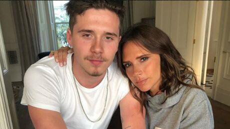 PHOTO Victoria Beckham se moque de son fils Brooklyn sur Instagram