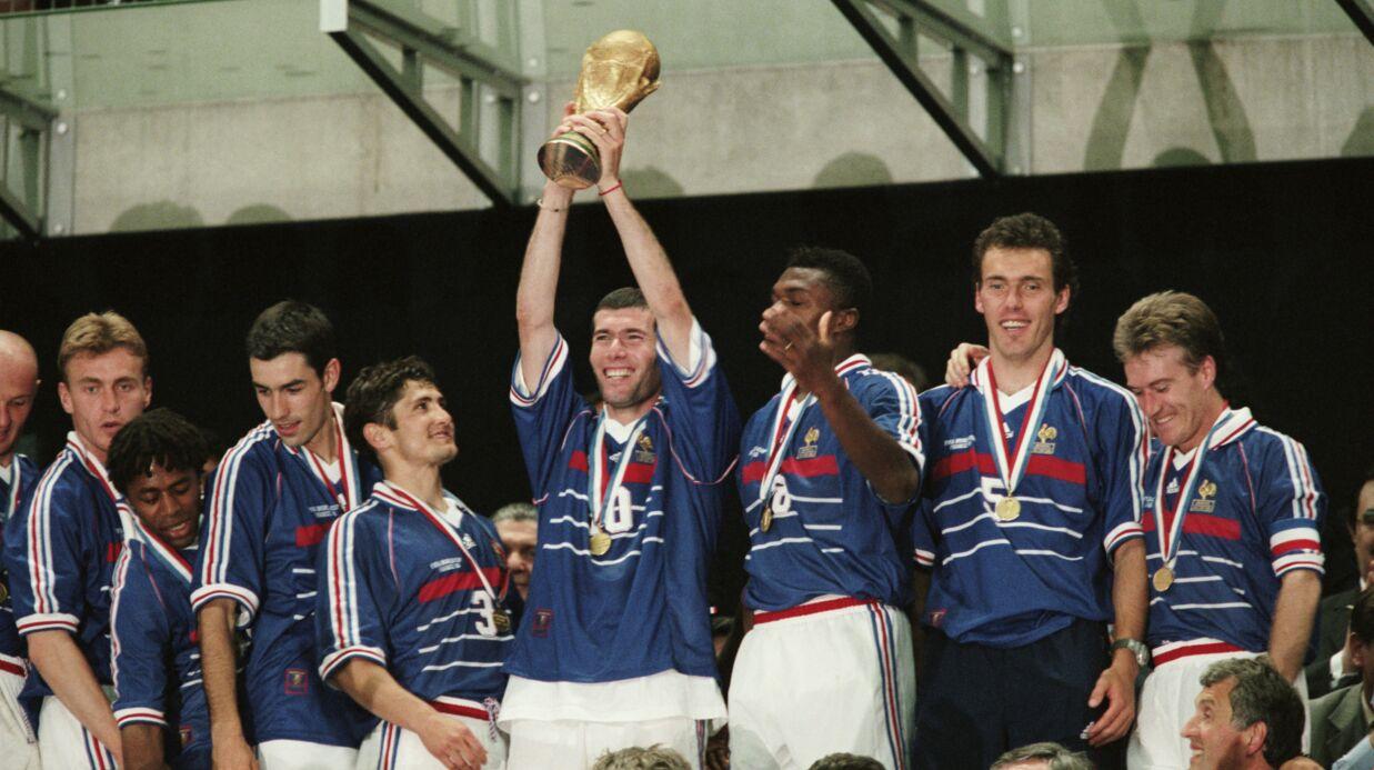 Photos coupe du monde 1998 quoi ressemblent les joueurs de l quipe de france 20 ans apr s - Hymne coupe du monde 1998 ...
