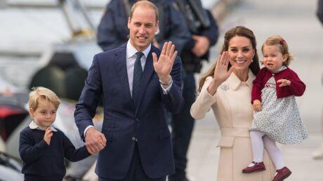 Pourquoi le prince George et la princesse Charlotte n'ont pas le droit de manger avec leurs parents?