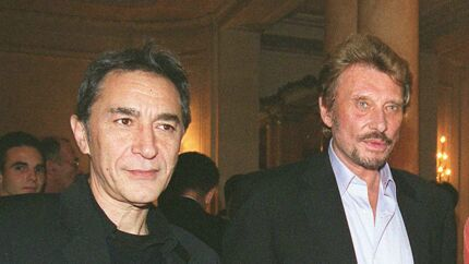 PHOTO Johnny Hallyday : Richard Berry envoie un message plein d'allusions au rocker