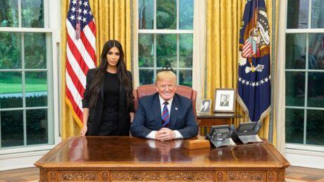 Kim Kardashian et Donald Trump: les incroyables résultats de leur entretien à la Maison Blanche