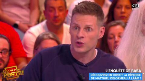VIDEO The Island Célébrités: Matthieu Delormeau s'excuse auprès de Lââm (puis en rajoute une couche)
