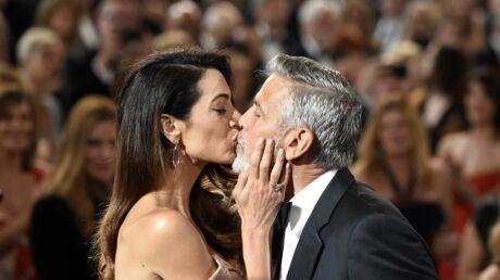 PHOTOS Amal et George Clooney très TRÈS amoureux au gala Life Achievement Award