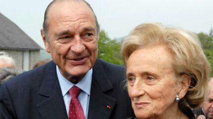 PHOTOS Bernadette Chirac: sa touchante déclaration sur son mari Jacques lors de l'inauguration d'une avenue à leur nom